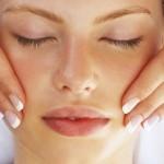 Pulizia impurità del viso